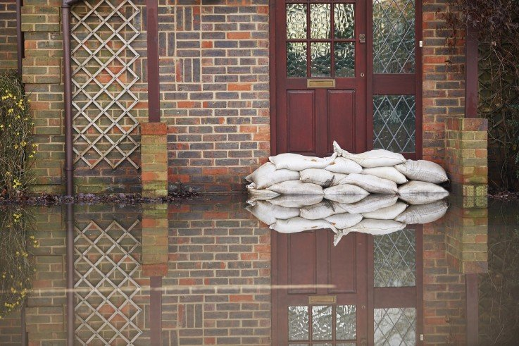 Andrews work with local councils to provide flood recovery in northern England