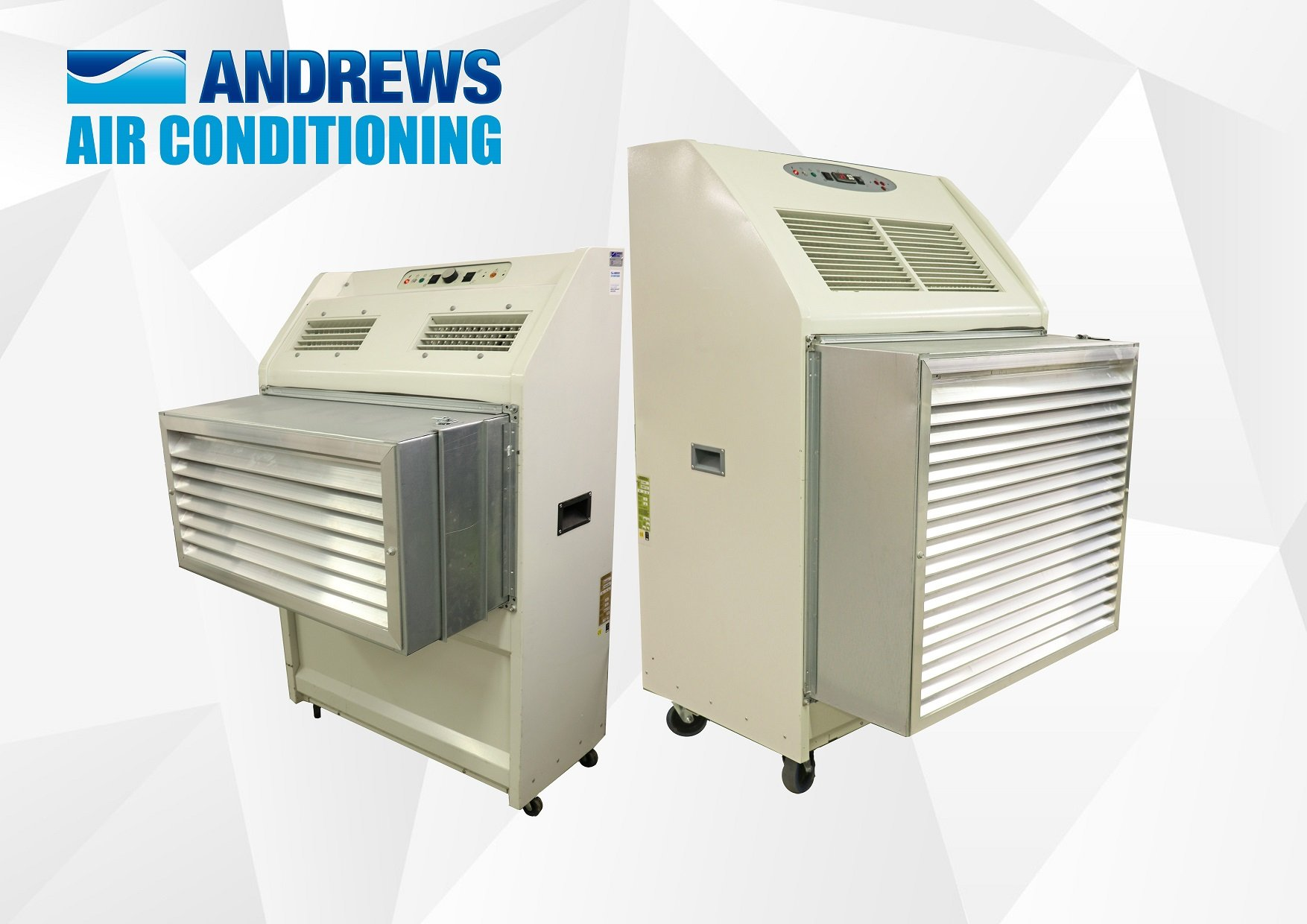 Air conditioners with advanced HEPA filtration available for hire