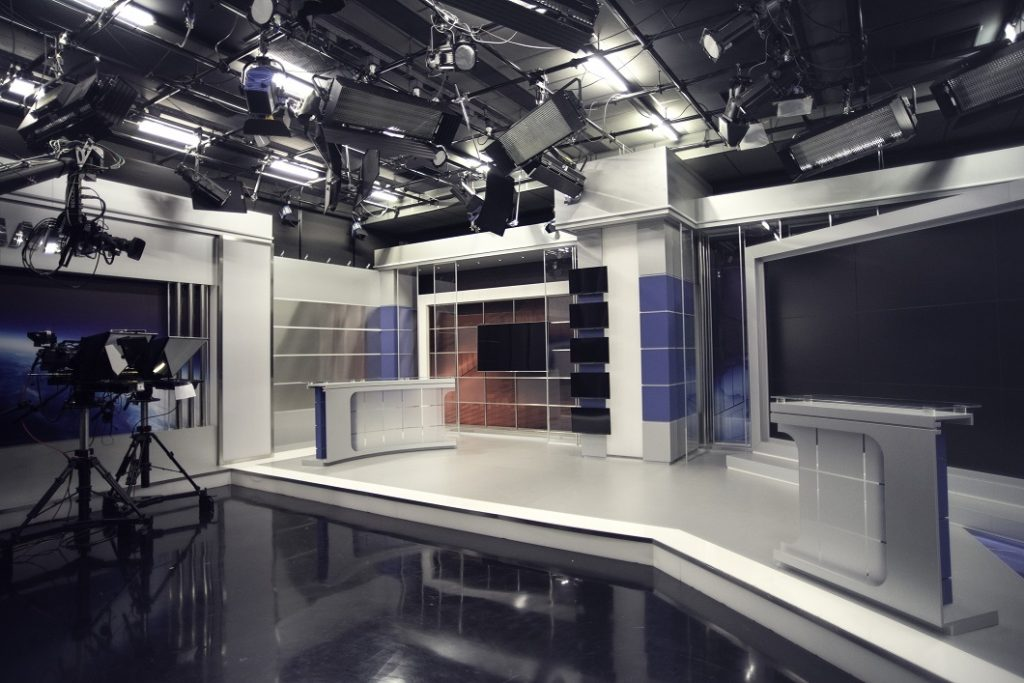 Emergency air conditioning hire allows TV gameshow to continue filming