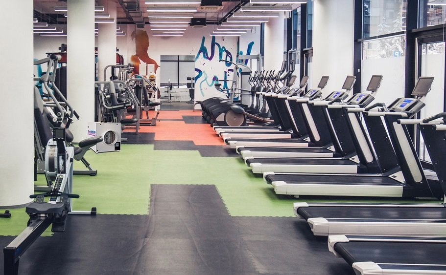 Premier UK gym hires air cleaning and ventilation system
