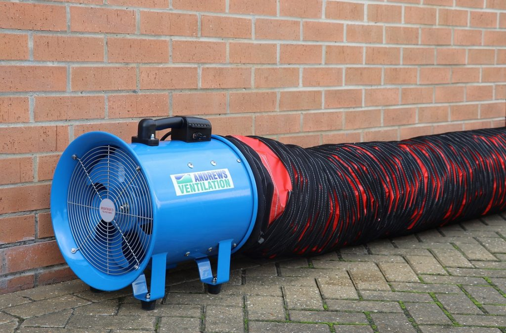New ventilation fan added to expansive hire range