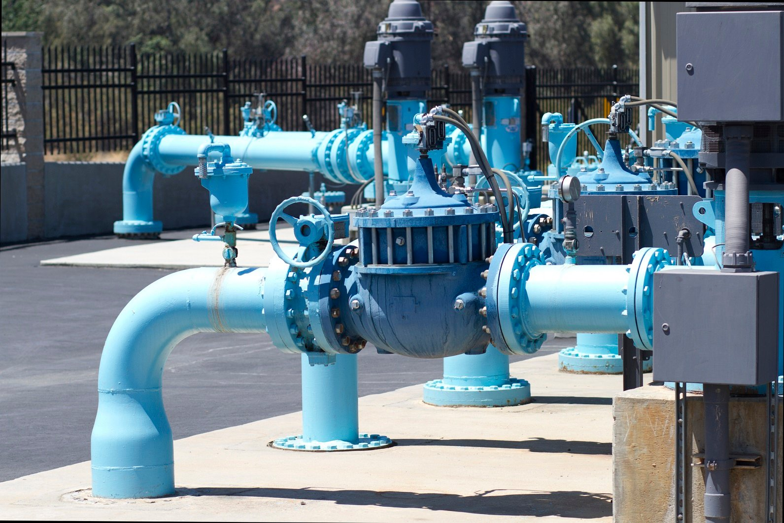 Stand-in pump hire replacement keeps MOD pumping station online