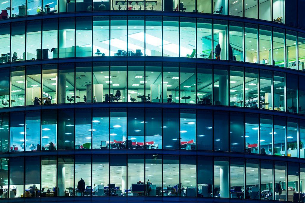 Andrews installs high capacity air conditioning solution inside multi-storey office building