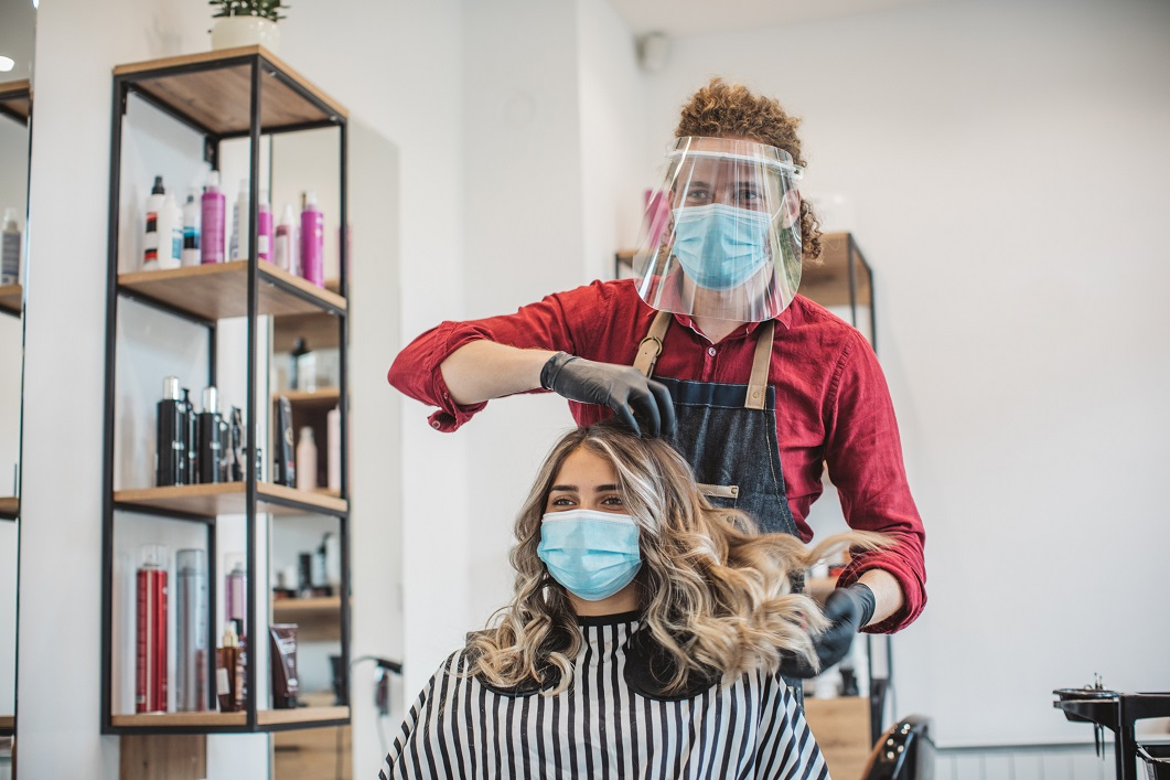 Popular hairdresser chain rents air conditioning systems for multiple salons