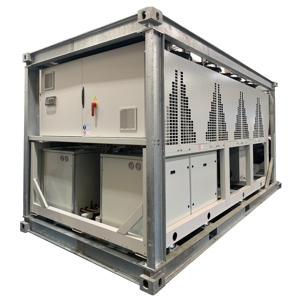 Andrews reinforces environmental commitment with new high capacity chiller