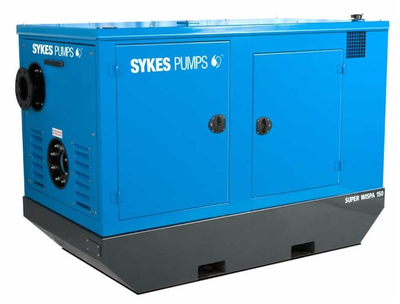 Sykes demonstrates commitment to clean air strategy by adding two more reduced emission pumps