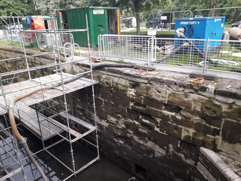 Local authority seeks Sykes' input on canal repair project