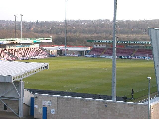 Northampton Town FC seek air conditioning ahead of pre-season friendly