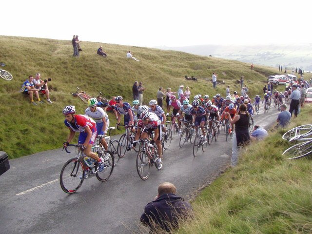 Tour of Britain organisers turn to Andrews for comfort heating