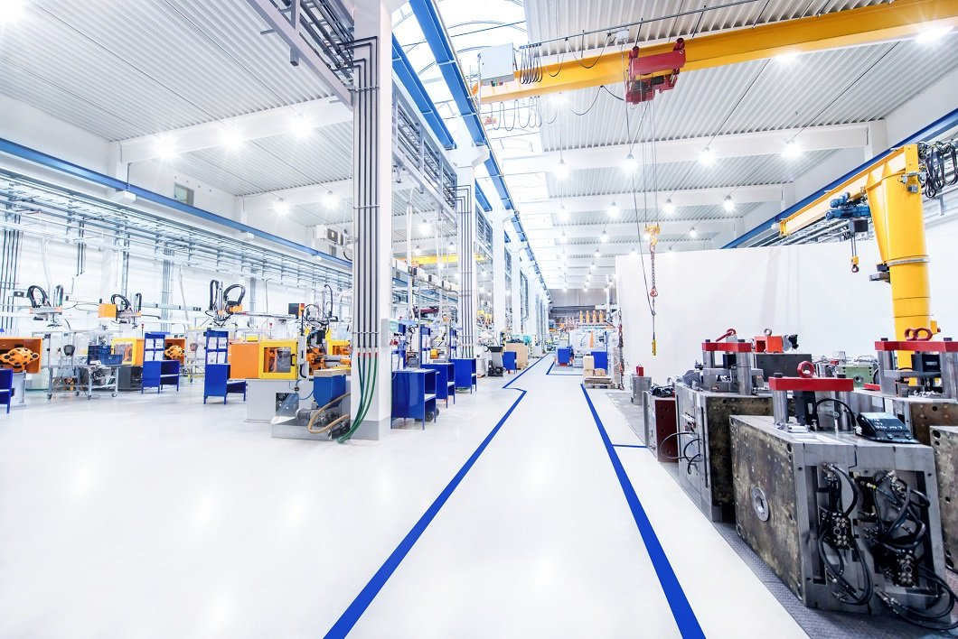 British kitchen manufacturer seeks ventilation for new warehouse fit-out